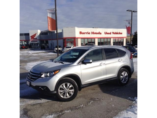 2014 Honda CR-V EX (Stk: U14031) in Barrie - Image 1 of 22