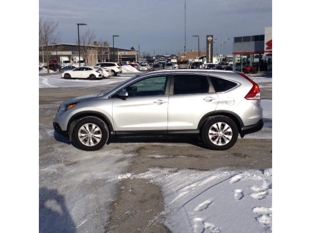 2014 Honda CR-V EX (Stk: U14031) in Barrie - Image 2 of 22