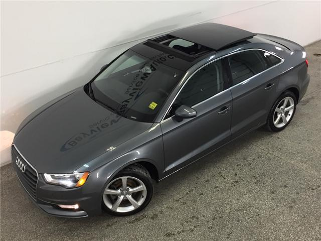 2015 Audi A3 KOMFORT- TDI|SUNROOF|HTD LTHR|BLUETOOTH|CRUISE! (Stk: 31971) in Belleville - Image 2 of 24