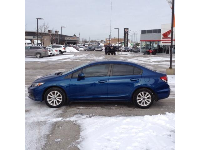 2013 Honda Civic EX (Stk: U13262) in Barrie - Image 2 of 16