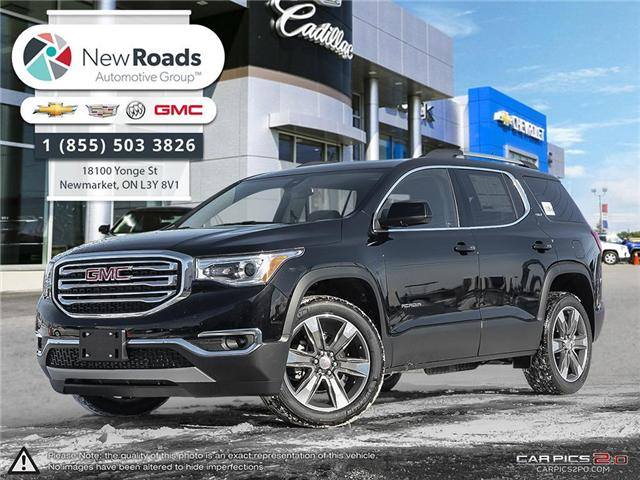 2018 GMC Acadia SLT-2 (Stk: Z185208) in Newmarket - Image 1 of 30