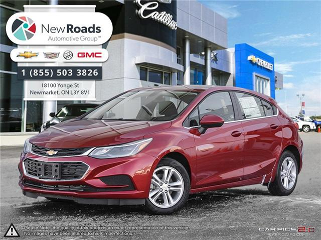 2018 Chevrolet Cruze LT Auto (Stk: S573499) in Newmarket - Image 1 of 30