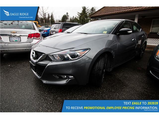 2017 Nissan Maxima SV (Stk: 178409) in Coquitlam - Image 1 of 15