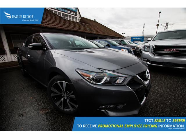 2017 Nissan Maxima SV (Stk: 178409) in Coquitlam - Image 2 of 15