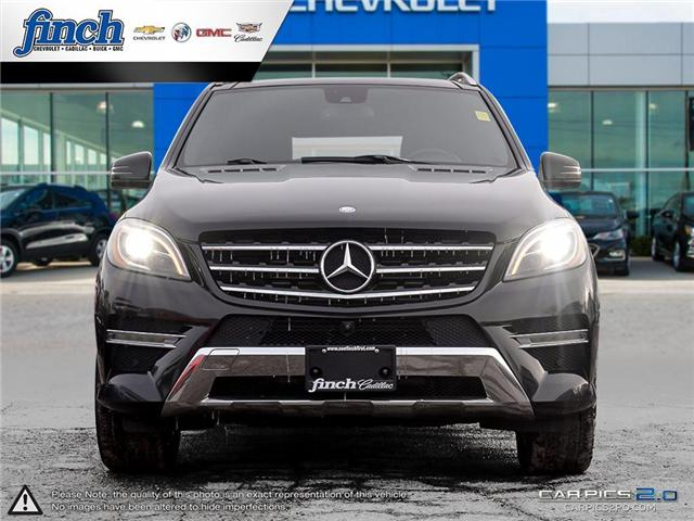 2014 Mercedes-Benz M-Class Base (Stk: 129327) in London - Image 2 of 27