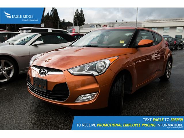2016 Hyundai Veloster SE (Stk: 168713) in Coquitlam - Image 1 of 18