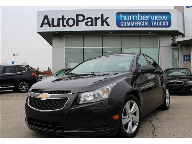 2014 Chevrolet Cruze DIESEL (Stk: ) in Mississauga - Image 1 of 25
