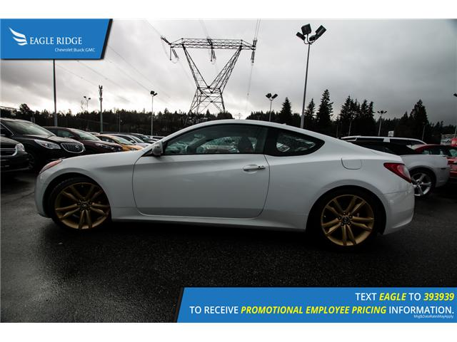 2010 Hyundai Genesis Coupe  (Stk: 101518) in Coquitlam - Image 2 of 15