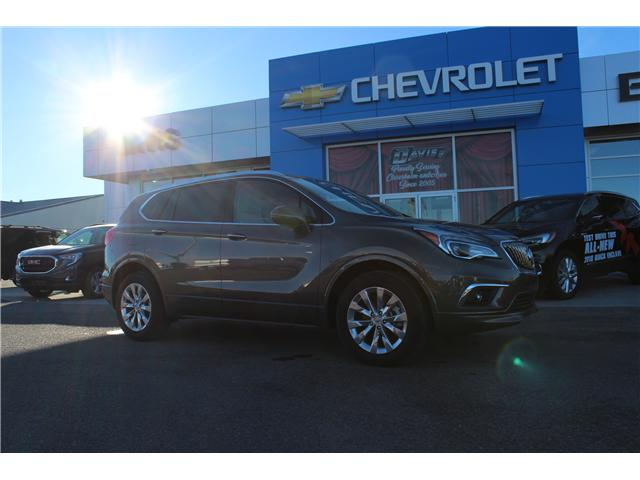 2018 Buick Envision Essence (Stk: 190051) in Claresholm - Image 1 of 38