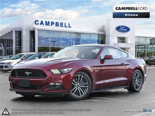 2017 Ford Mustang GT Premium DEAL OF THE DAY--LOADE GT (Stk: 938320) in Ottawa - Image 1 of 27