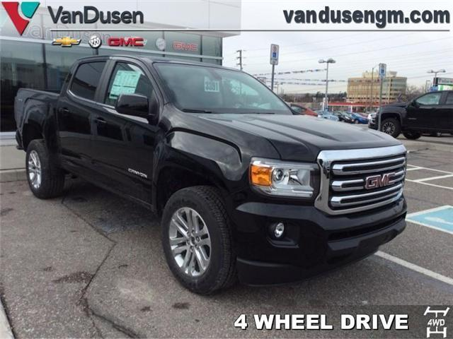 2018 GMC Canyon  (Stk: 183391) in Ajax - Image 1 of 27