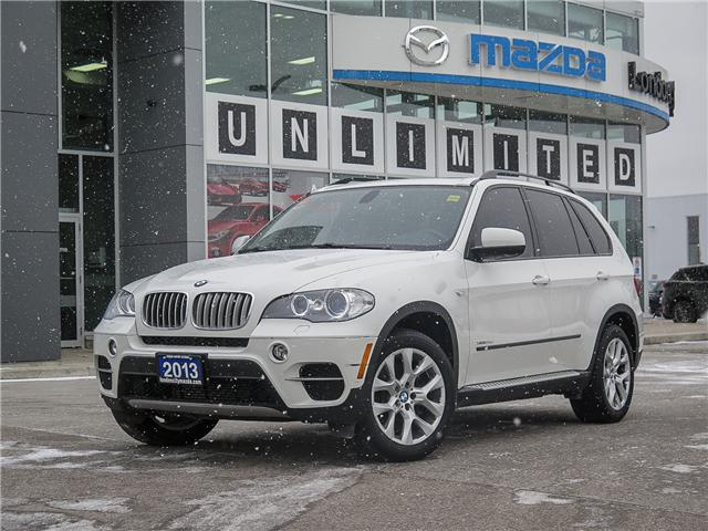 2013 BMW X5 xDrive35d (Stk: U1395) in London - Image 1 of 29