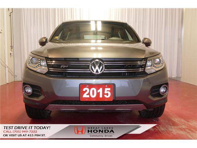2015 Volkswagen Tiguan Highline (Stk: H5765B) in Sault Ste. Marie - Image 2 of 23