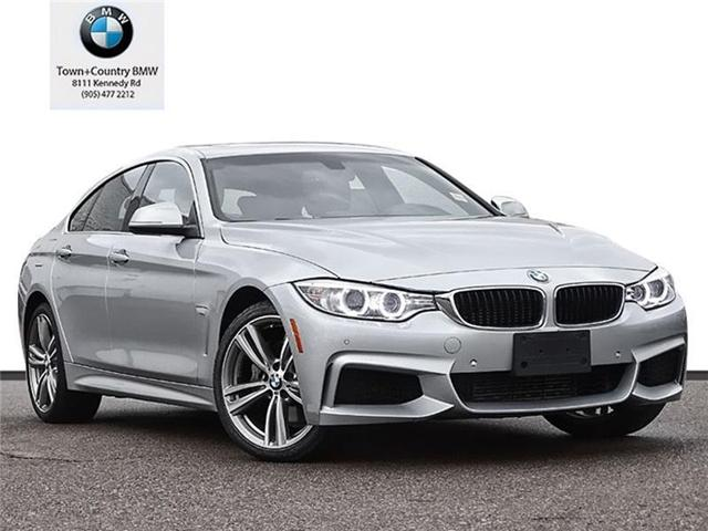 2015 BMW 435i xDrive Gran Coupe (Stk: O10714) in Markham - Image 1 of 20