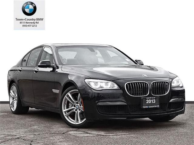 2013 BMW 750  (Stk: U10743A) in Markham - Image 1 of 19