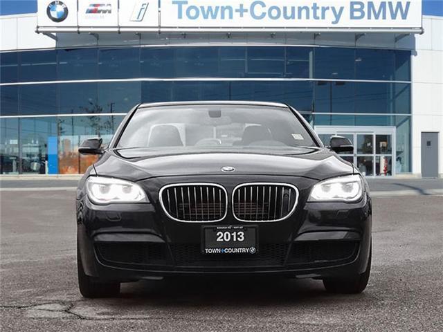 2013 BMW 750  (Stk: U10743A) in Markham - Image 2 of 19