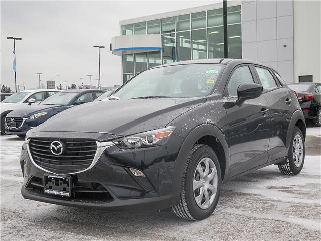 2018 Mazda CX-3 GX (Stk: 8185) in London - Image 1 of 25