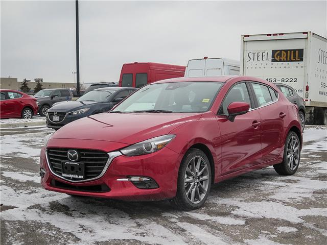 2018 Mazda Mazda3  (Stk: 8205) in London - Image 1 of 27