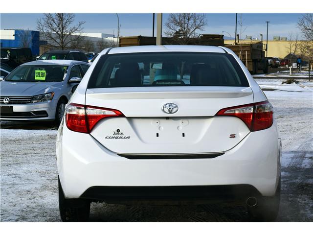 2016 Toyota Corolla LE (Stk: F6323) in Regina - Image 10 of 31