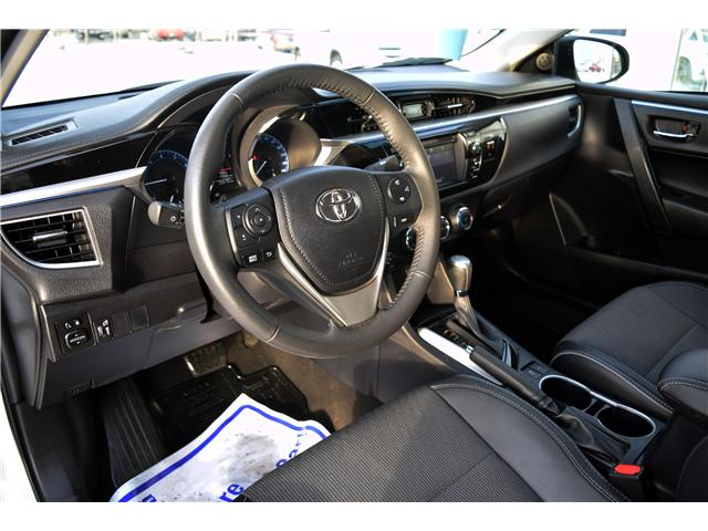 2016 Toyota Corolla LE (Stk: F6323) in Regina - Image 11 of 31