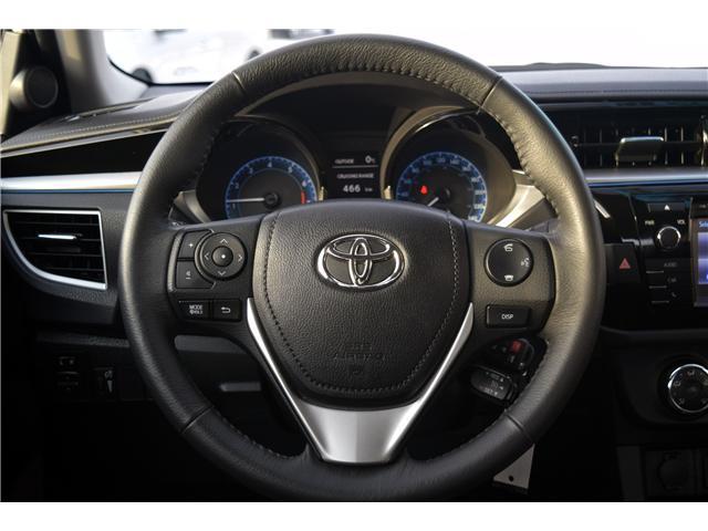 2016 Toyota Corolla LE (Stk: F6323) in Regina - Image 19 of 31