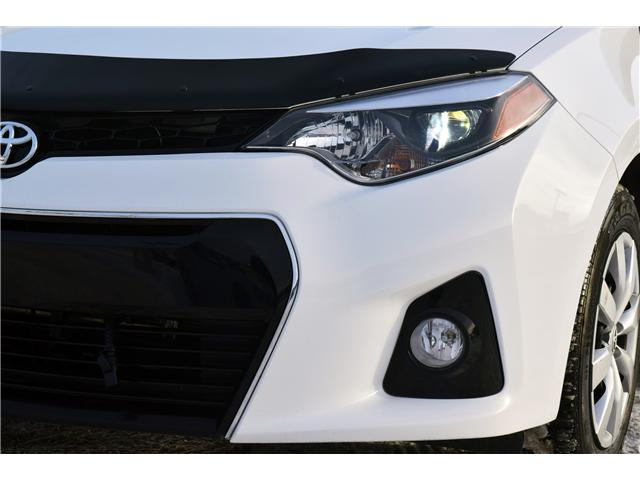 2016 Toyota Corolla LE (Stk: F6323) in Regina - Image 5 of 31