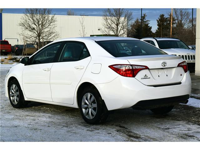 2016 Toyota Corolla LE (Stk: F6323) in Regina - Image 8 of 31