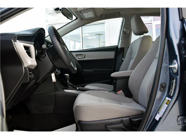 2016 Toyota Corolla LE (Stk: F6325) in Regina - Image 15 of 33