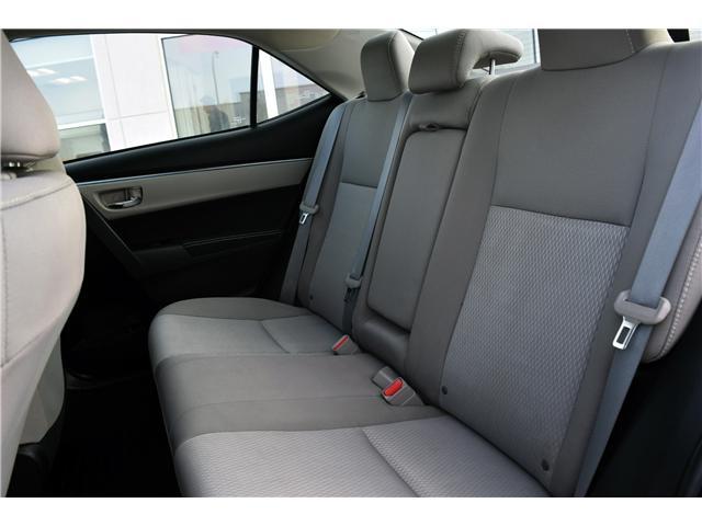 2016 Toyota Corolla LE (Stk: F6325) in Regina - Image 18 of 33