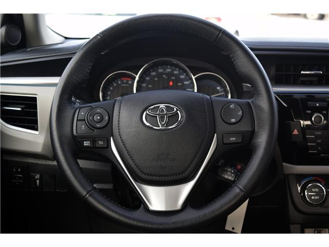 2016 Toyota Corolla LE (Stk: F6325) in Regina - Image 22 of 33
