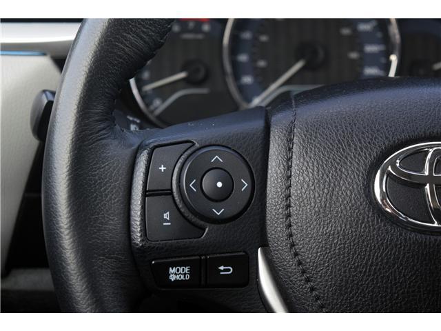 2016 Toyota Corolla LE (Stk: F6325) in Regina - Image 24 of 33