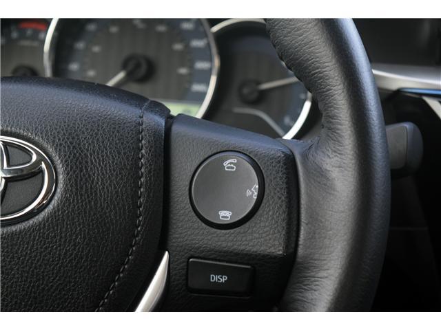 2016 Toyota Corolla LE (Stk: F6325) in Regina - Image 25 of 33