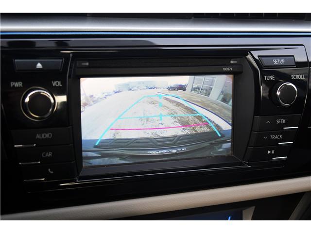 2016 Toyota Corolla LE (Stk: F6325) in Regina - Image 30 of 33
