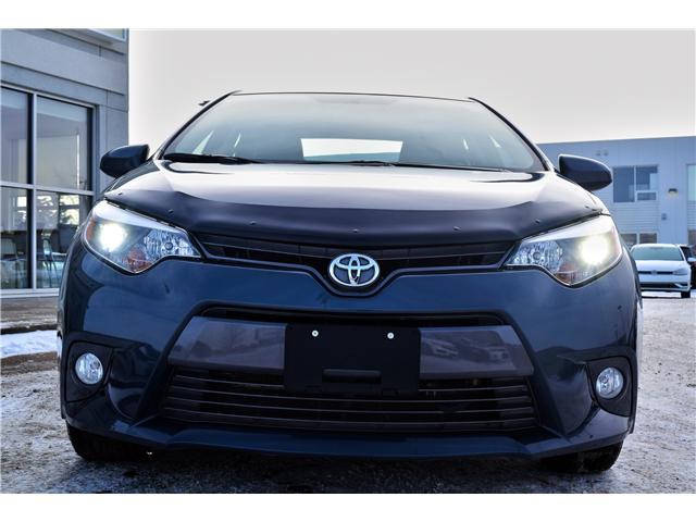 2016 Toyota Corolla LE (Stk: F6325) in Regina - Image 4 of 33