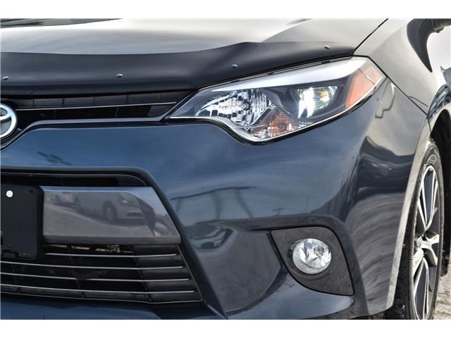 2016 Toyota Corolla LE (Stk: F6325) in Regina - Image 5 of 33