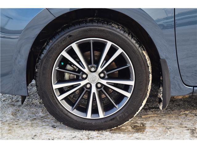 2016 Toyota Corolla LE (Stk: F6325) in Regina - Image 6 of 33