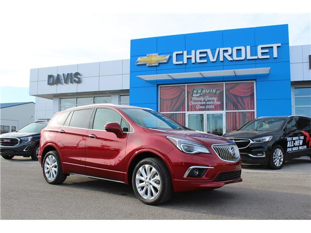 2018 Buick Envision Premium I (Stk: 190053) in Claresholm - Image 1 of 39