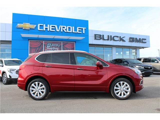 2018 Buick Envision Premium I (Stk: 190053) in Claresholm - Image 2 of 39