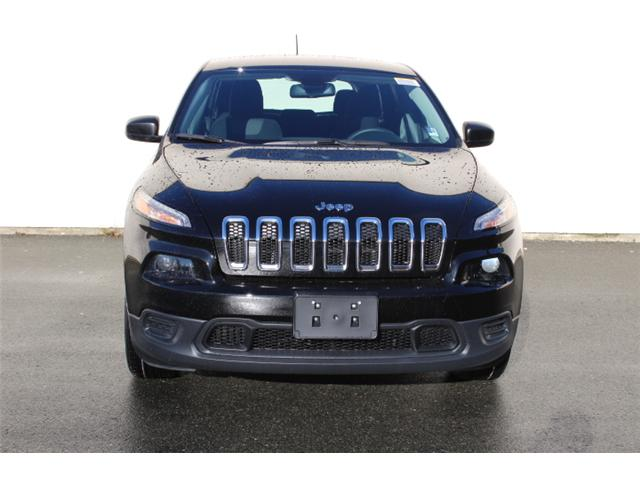 2018 Jeep Cherokee Sport (Stk: D595057) in Courtenay - Image 2 of 29