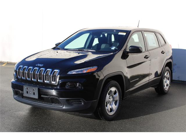 2018 Jeep Cherokee Sport (Stk: D595057) in Courtenay - Image 3 of 29