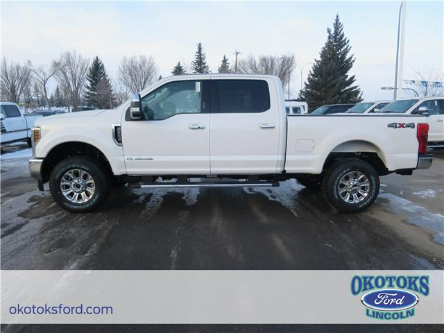 2018 Ford F-350 Lariat (Stk: J-572) in Okotoks - Image 2 of 5