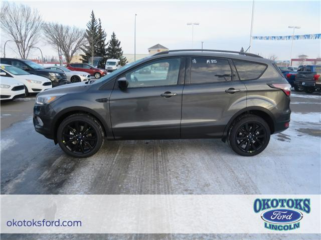 2018 Ford Escape SE (Stk: JK-157) in Okotoks - Image 2 of 5