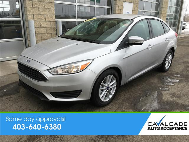 2017 Ford Focus SE (Stk: 58290) in Calgary - Image 1 of 20