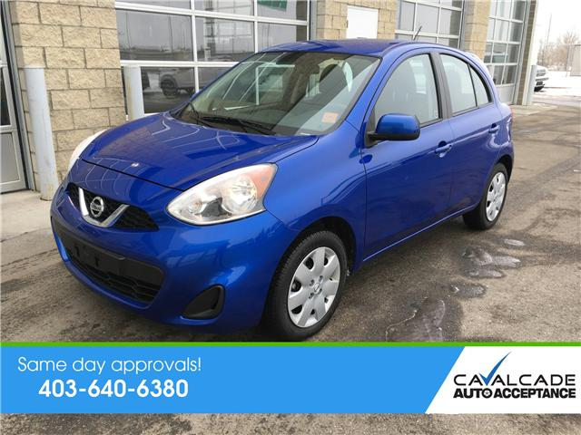 2016 Nissan Micra  (Stk: R57807) in Calgary - Image 1 of 20