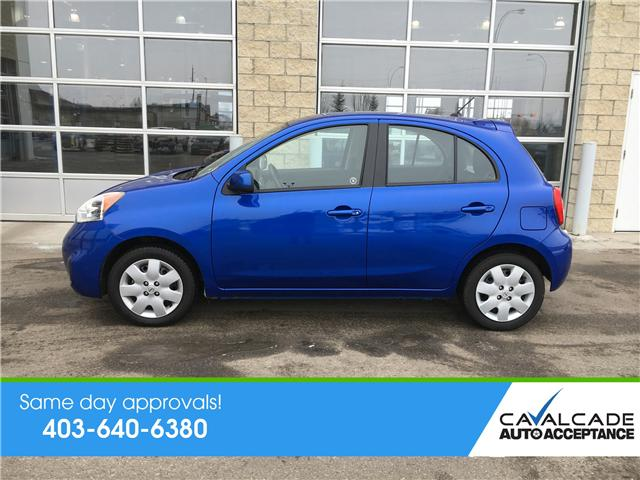 2016 Nissan Micra  (Stk: R57807) in Calgary - Image 2 of 20