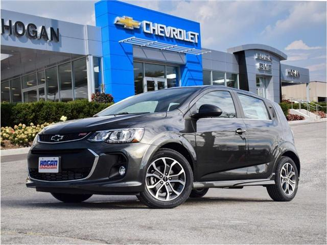 2018 Chevrolet Sonic LT Auto (Stk: 8110630) in Scarborough - Image 1 of 24