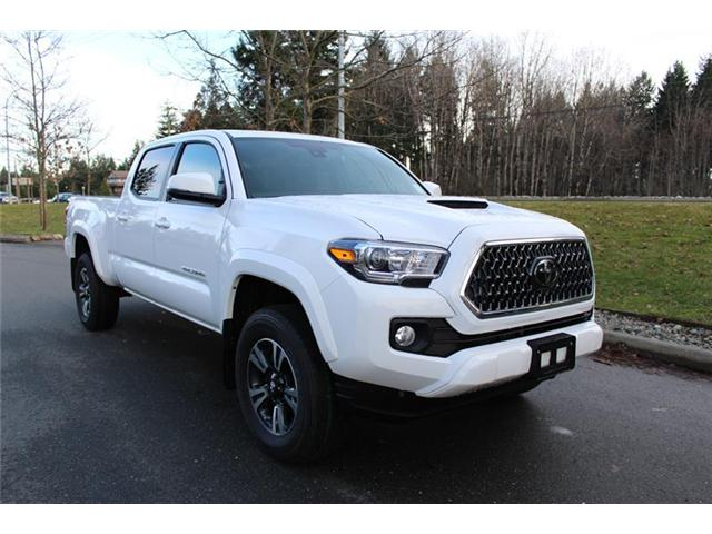 2018 Toyota Tacoma SR5 (Stk: 11641) in Courtenay - Image 1 of 27