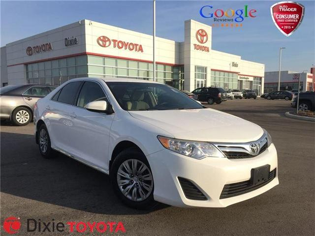 2014 Toyota Camry  (Stk: D170780A) in Mississauga - Image 1 of 16