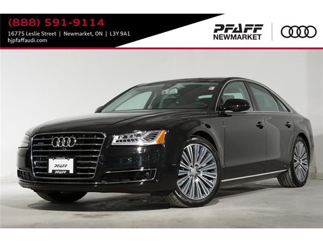 2018 Audi A8 3.0T (Stk: A10398) in Newmarket - Image 1 of 22