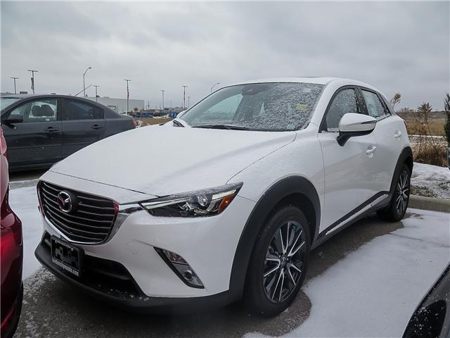2018 Mazda CX-3 GT (Stk: 8144) in London - Image 1 of 26